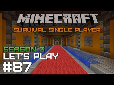 Minecraft SSP #87 — Дом «MineHack»: Перезагрузка [Season 3]