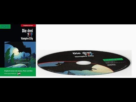 The Three Investigators Die Drei Vampire City Full AudioBook German English Translation MP3 Download