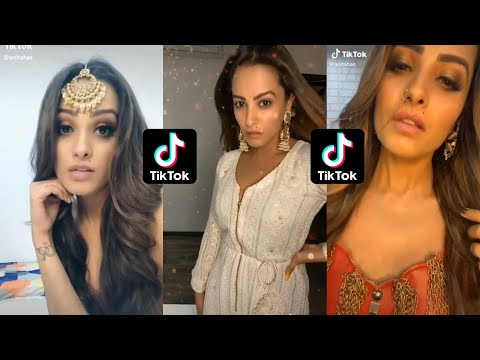 Anita Hassanandani Viral TikTok Videos | Celebrity TikTok Fun