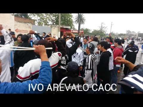 Central Cordoba - vs amargos - Llega La Barra del Oeste - La Barra del Oeste - Central Córdoba
