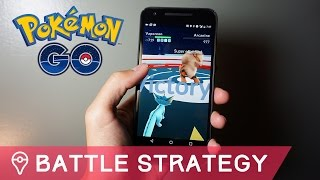HOW TO WIN BATTLES IN POKÉMON GO by Trainer Tips