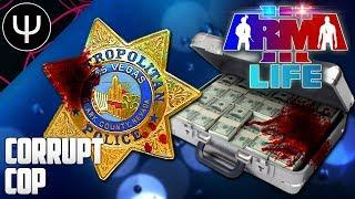 ARMA 3: Life Mod — CORRUPT Cop!