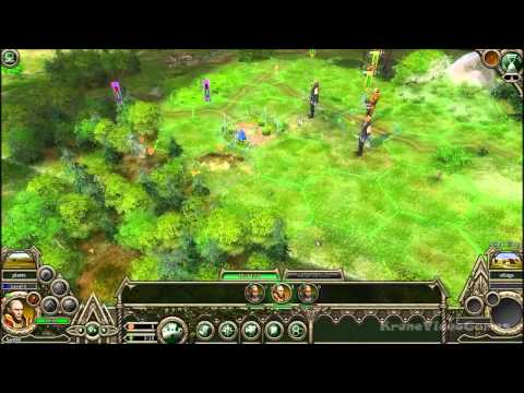 Elven Legacy (CD-Key, Steam, Region Free) Gameplay