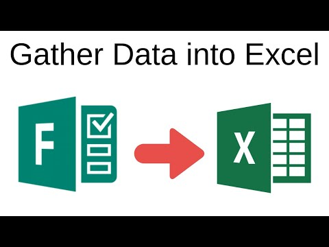 Collect Data into Excel Online | Forms, Quizzes, Surveys using Office 365