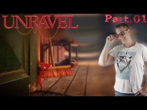 NEJKRÁSNĚJŠÍ HRA! | Unravel #01