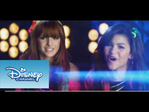 "A Todo Ritmo: ""Watch Me"" - Bella Thorne y Zendaya"