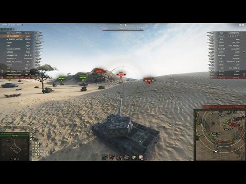 Emil I, Песчаная река, Встречный бой (видео)