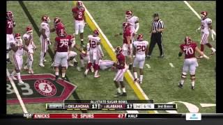 T.J. Yeldon vs Oklahoma (2013)