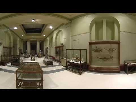 العرب اليوم - شاهد: جولة في المتحف المصري بتقنية 360