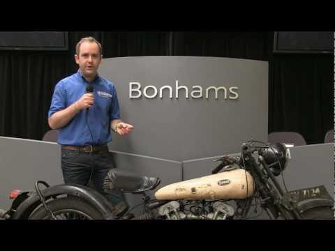 Bonhams Auction, Bristol 2012