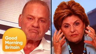 Subscribe now for more! http://bit.ly/1NbomQaTom Scotto; a close friend of OJ Simpson, butts heads with Gloria Allred; Lawyer of the Brown family, in an extremely heated argument surrounding the OJ Simpson murder trial.Broadcast on 21/07/17Like, follow and subscribe to Good Morning Britain!The Good Morning Britain YouTube channel delivers you the news that you're waking up to in the morning. From exclusive interviews with some of the biggest names in politics and showbiz to heartwarming human interest stories and unmissable watch again moments. Join Susanna Reid, Piers Morgan, Ben Shephard, Kate Garraway, Charlotte Hawkins and Sean Fletcher every weekday on ITV from 6am.Website: http://bit.ly/1GsZuhaYouTube: http://bit.ly/1Ecy0g1Facebook: http://on.fb.me/1HEDRMbTwitter: http://bit.ly/1xdLqU3http://www.itv.com