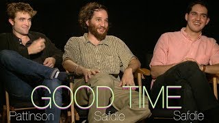 Nonton Dp 30  Good Time  The Safdie Bros  Rob Pattinson Film Subtitle Indonesia Streaming Movie Download