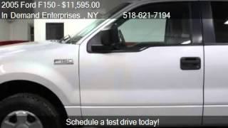 2005 Ford F150 STX for sale in East Greenbush, NY 12061 at I