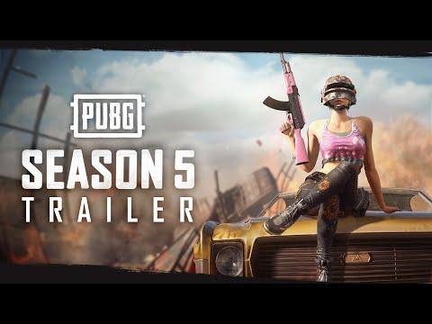 PUBG Season 5新賽季即將推出