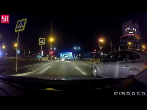 Авария в Краснорске