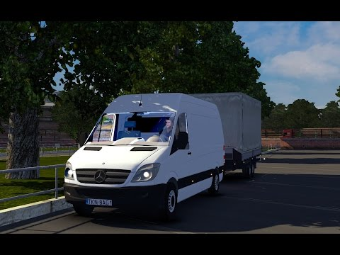 Mercedes Benz Sprinter v4.2