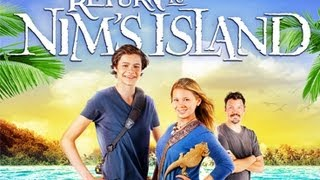 Nonton Return To Nim S Island   Official Trailer Film Subtitle Indonesia Streaming Movie Download