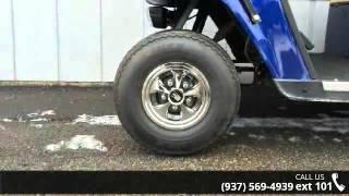 10. 2011 E-Z-GO TXT 48 Volt Electric Patriot Blue - Power Equ...