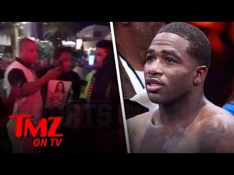 Adrien Broner – Knocks Dude Out Cold! | TMZ TV