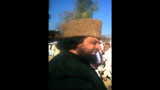 PIR SYED ABDUL QADIR SHAH JILLANI RECITING JAMI'S POETRY