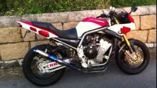 9. Yamaha FZ1 Modified Street Fighter