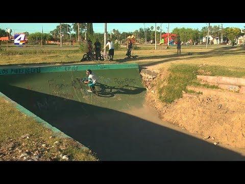 """Jóvenes proponen a la Intendencia recuperar la """"U"""" y crear escuela de BMX y skate"""