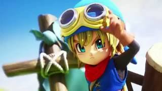 Dragon Quest Builders - Trailer di Lancio - PS4 e PS Vita