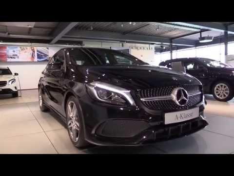 Mercedes class с amg line снимок