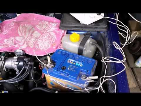 Как зарядить аккумулятор, не снимая с автомобиля