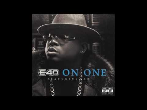 "New Music: E-40 ""On One"" Feat. AD"