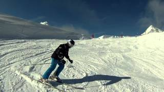 Cauterets France  city photo : Skiing 2016 - Cauterets, France