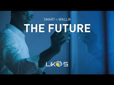SMART-i-WALL - the future is here!
