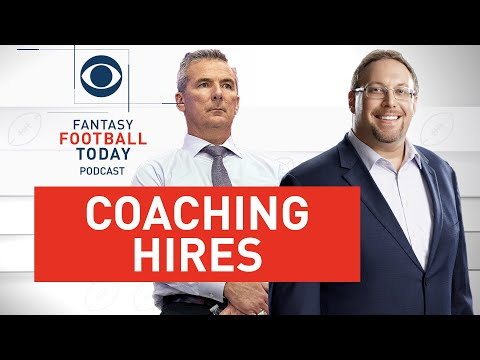 New COACHING HIRES, Ideal FREE AGENTS & Championship Game RECAPS | 2021 Fantasy Football Advice