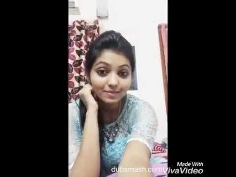 Video Athulya Ravi - New Dubsmash -Thani Oruvan -Nayanthara love proposal scene download in MP3, 3GP, MP4, WEBM, AVI, FLV January 2017