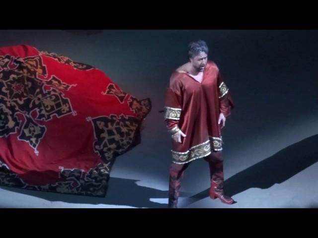 Prince Igor, Igor — Aria, 2017