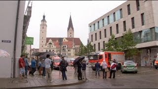 Ingolstadt Germany  city images : Hostages held at Ingolstadt town hall in Germany