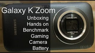 The Galaxy K Zoom is powered by Exynos 5260 hexa core processor. It runs KitKat over a 4.79 inch Super Amoled screen with HD resolution. The key highlight is...