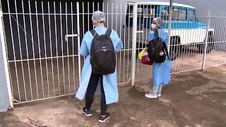 Pesquisa realizada em Marília busca mapear casos de Covid-19 no país