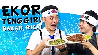 Video SUPER PEDAS! GENKI - DAISUKE MAKAN EKOR TENGGIRI SAMBAL RICA | SPICY JOURNEY #11 MP3, 3GP, MP4, WEBM, AVI, FLV Januari 2019