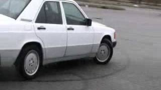 Mercedes Benz W201 190E 1.8 Drift