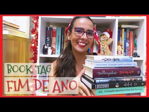 FIM DE ANO BOOK TAG (e alguns projetos para 2020) | Ana Carolina Wagner