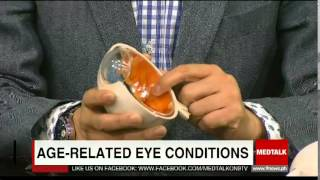 MedTalk Episode 117: Age-related Eye Conditions