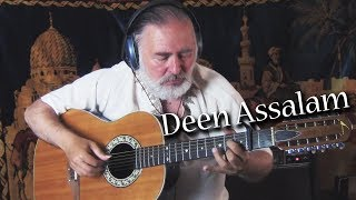 Video DEEN ASSALAM - SABYAN - Igor Presnyakov - fingerstyle guitar cover MP3, 3GP, MP4, WEBM, AVI, FLV September 2018