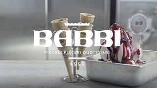 Video Tutorial - Babbi Fiordilatte Variegato Amarena Eis