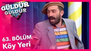 Güldür Güldür Show 63. Bölüm, Köy Yeri Skeci