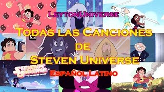 Download Lagu ★ TODAS las Canciones de Steven Universe [Español Latino] | Leyton Lion ★ Mp3