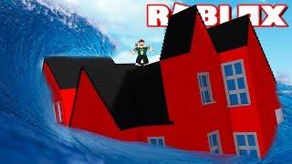 """En el video de roblox de hoy vamos a tratar de sobrevivir a un tsunami de roblox en el minijuego llamado flood survivalNuestro Discord para chatear y hablar: https://discord.gg/Rovi23Nuestro libro: http://bit.ly/CompraQSTPFTambién aquí (envian a todo el mundo): http://bit.ly/QSTPFCLibroMás roblox aqui: https://goo.gl/2p6FUhNombre del minijuego: Flood SurvivalCanal de Vlogs: https://www.youtube.com/itsRoviCanal de byMel: http://youtube.com/conmdemel- Twitter: http://twitter.com/byRovi23http://twitter.com/inpinkMel- Instagram: http://instagram.com/rovimel23Contacto: rovitv@gmail.comGemas en Clash Royale y Clash of Clans gratis: http://bit.ly/gemasrovi¿Qué es ROBLOX? ROBLOX es un patio de juegos virtual en línea, donde los niños de todas las edades pueden interactuar, crear, divertirse y aprender de forma segura. Es único en que prácticamente todo en ROBLOX está diseñado y construido por miembros de la comunidad. ROBLOX está diseñado para niños de 8 a 18 años, pero está abierto a personas de todas las edades. Cada jugador comienza por elegir un avatar y darle una identidad. A continuación, pueden explorar ROBLOX - interactuando con otras personas charlando, jugando juegos o colaborando en proyectos creativos. Cada jugador también se le da su propia pieza de bienes raíces sin desarrollar, junto con una caja de herramientas virtual con el que diseñar y construir cualquier cosa - ya sea un rascacielos navegable, un helicóptero de trabajo, una máquina de pinball gigante, un juego multijugador """"Capture the Flag"""" Otra creación, sin embargo, puesta en marcha. No hay ningún costo para esta primera parcela de tierra virtual. Al participar y al crear cosas interesantes, los miembros de ROBLOX pueden ganar distintivos especiales, así como ROBLOX (""""ROBUX""""). A su vez, pueden comprar el catálogo en línea para comprar ropa de avatar y accesorios, así como materiales de construcción de primera calidad, componentes interactivos y mecanismos de trabajo.Canción final:K-391 - Dream Of Som"""