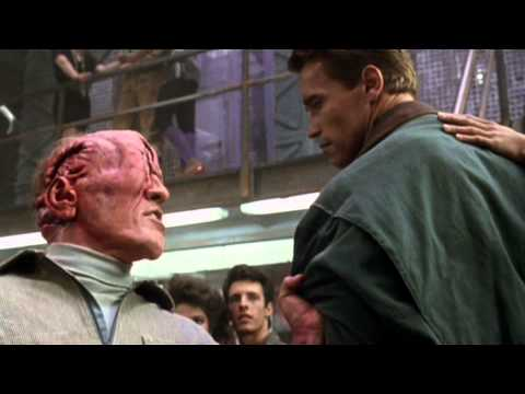 Total Recall (1990) - Official® Trailer [HD]