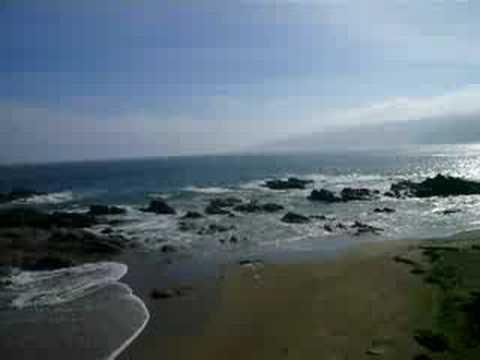 Papudo et sa plage