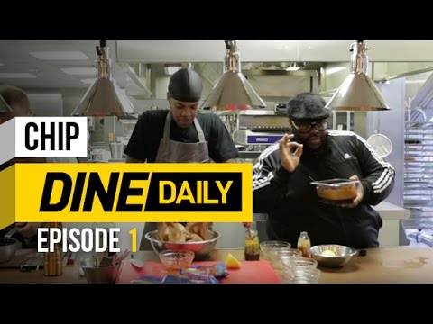 CHIP | DINE DAILY | EPISODE 01 @GRMDaily @MrBigzOfficial @OfficialChip
